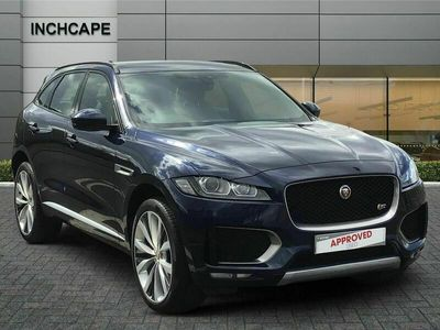 used Jaguar F-Pace ESTATE 3.0 Supercharged V6 S 5dr Auto AWD