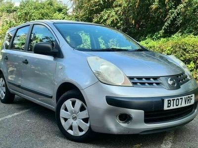 used Nissan Note 1.4 16v S 5dr