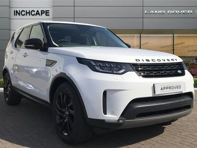 used Land Rover Discovery Discovery 20182.0 Si4 HSE 5dr Auto 4x4/Crossover 4x4 2018
