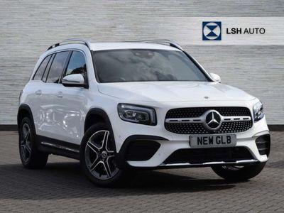 used Mercedes GLB220 Glb4Matic AMG Line Prem 5dr 8G-Tron [5 seat] Estate diesel estate