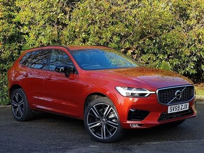 used Volvo XC60 2.0 T5 [250] R DESIGN Pro 5dr Geartronic Auto