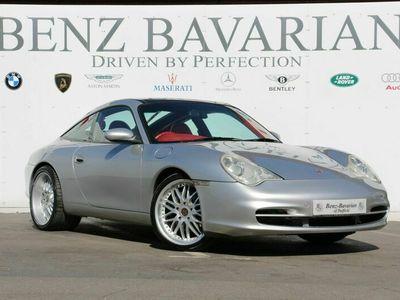 used Porsche 996 3.6 Targa Tiptronic S 2dr