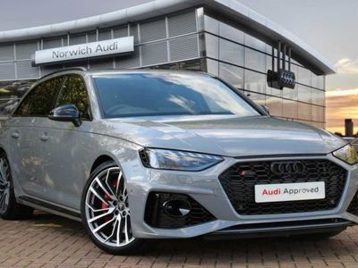 used Audi RS4 RS 4 AVANT 2019-TFSI Quattro Vorsprung 5dr S Tronic intro-12/2019-10/2020 2.9