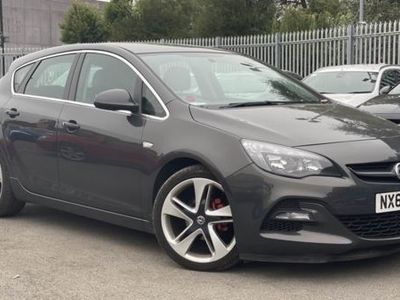 used Vauxhall Astra 1.6i 16V Limited Edition 5dr
