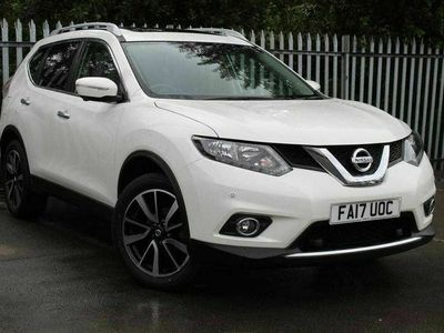 used Nissan X-Trail 1.6 dCi N-Vision 5dr Xtronic