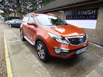 used Kia Sportage 2.0 CRDI FIRST EDITION 5d 134 BHP * HEATED FRONT AND REAR SEATS *