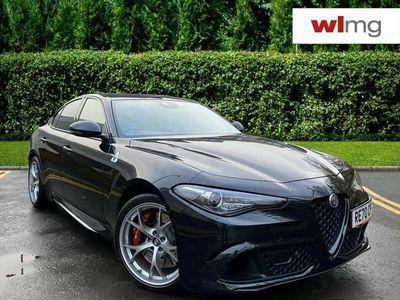 used Alfa Romeo Giulia V6 Biturbo Q-Rifog 2.9 4dr