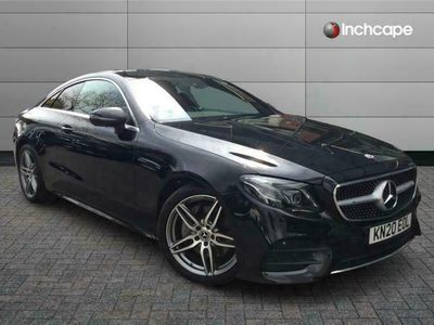 used Mercedes E300 E CLASS DIESEL COUPEAMG Line Premium 2dr 9G-Tronic