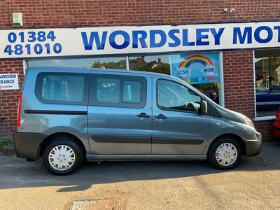 used Peugeot Expert Tepee 2.0 HDi L1 98 Comfort 5dr WHEEL CHAIR CONVERSION 5 SEATS