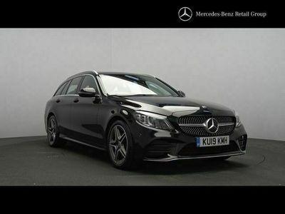 used Mercedes C300 C ClassAMG Line Premium 5dr 9G-Tronic 2.0