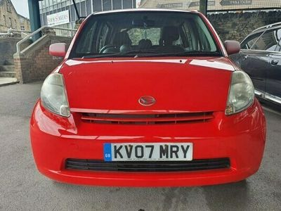 used Daihatsu Sirion 1.3 SE 5dr Auto Priced to Sell   Nationwide Delivery