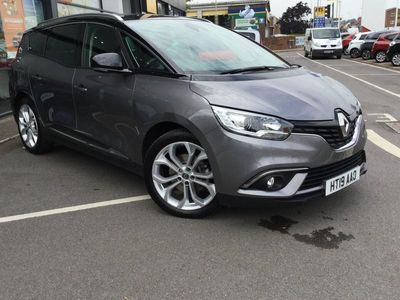 used Renault Scénic GRAND ICONIC TCE 1.3 5dr
