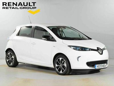 used Renault Zoe Dynamique Nav Ze 40 A 5dr