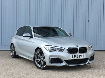 used BMW M140 5-door