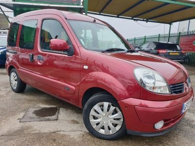used Renault Kangoo EXPRESSION 16V E4 1.6 5dr
