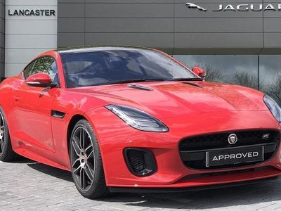 used Jaguar F-Type I4 CHEQUERED FLAG