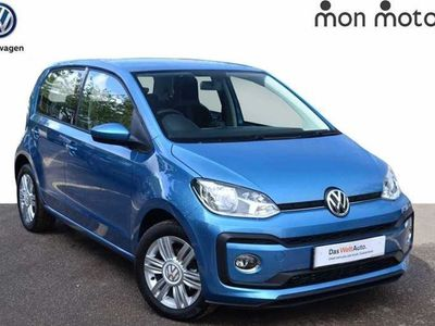 used VW up! UP 2016 1.0 TSI 90PS HIGH5DR Manual hatchback