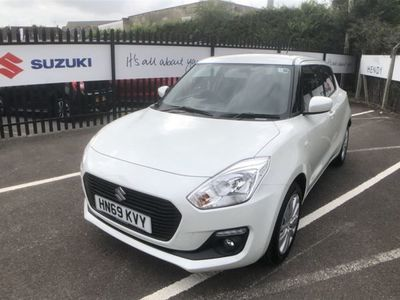 used Suzuki Swift 1.0 Boosterjet SZ-T 5dr