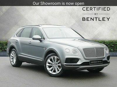 used Bentley Bentayga W12 5dr Auto 6.0