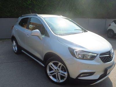 used Vauxhall Mokka X Ultimate 1.4i Turbo (140PS) S/S Ecotec FWD 5d