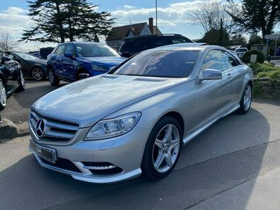 used Mercedes CL500 CL ClassBLUEEFFICIENCY 2-Door Coupe 2012