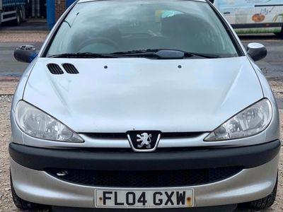 used Peugeot 206 1.4 S 5dr Tip Auto [AC] 2 Keys