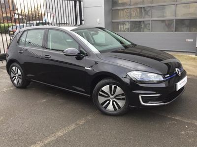 used VW Golf HATCHBACK 99kW e-Golf 35kWh 5dr Auto