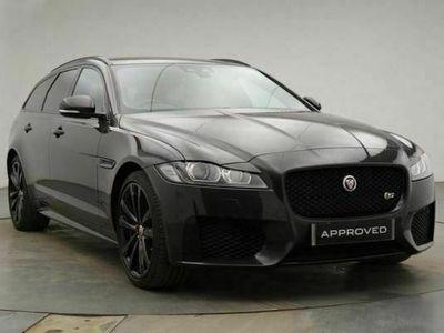used Jaguar XF Sportbrake 3.0d V6 S 5dr Auto diesel