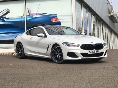 used BMW 840 8 SERIES 2020 Dryburgh Industrial Estate d xDrive Coupe