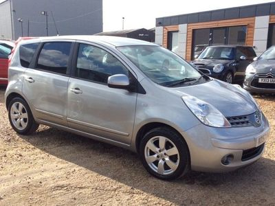 used Nissan Note TEKNA 1.6 5dr