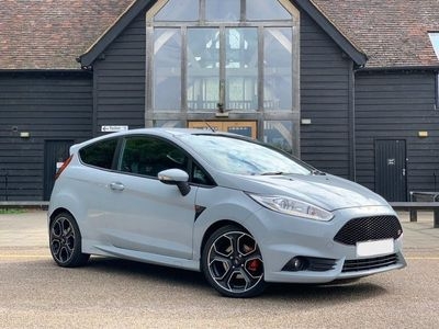 used Ford Fiesta 1.6 EcoBoost ST200 3dr
