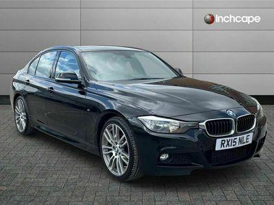 used BMW 320 3 SERIES DIESEL SALOON d M Sport 4dr 2.0