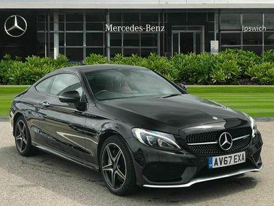 used Mercedes C43 AMG C-Class4Matic Premium 2dr Auto