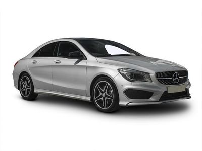 used Mercedes CLA220 CDI Sport 4dr Tip Auto Diesel Saloon