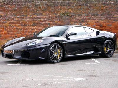 used Ferrari F430 F1 - Cermamic Brakes - Daytona Upholstery