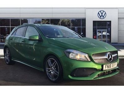 used Mercedes A160 A-ClassAMG Line Executive 5dr