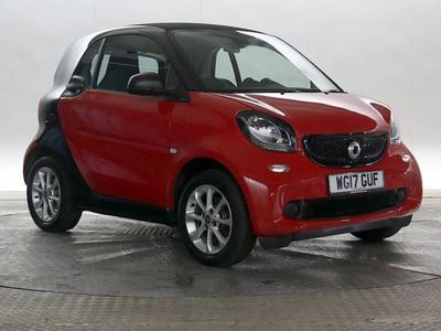 used Smart ForTwo Cabrio 1.0 Passion