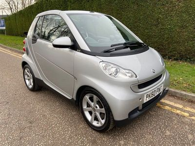 used Smart ForTwo Cabrio 1.0 MHD Pulse 2dr