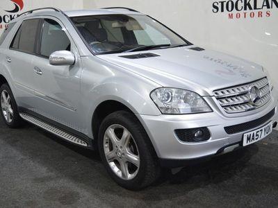 used Mercedes ML280 M ClassCDI Edition S 5dr Tip Auto