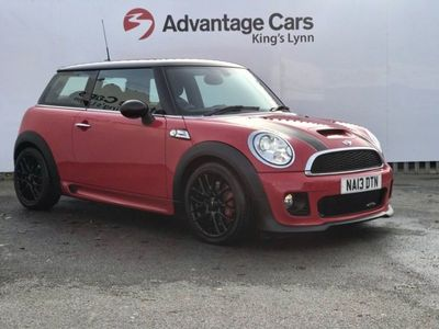 used Mini John Cooper Works Hatch 1.63dr