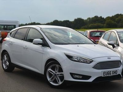 used Ford Focus 1.0T EcoBoost Zetec (s/s) 5dr