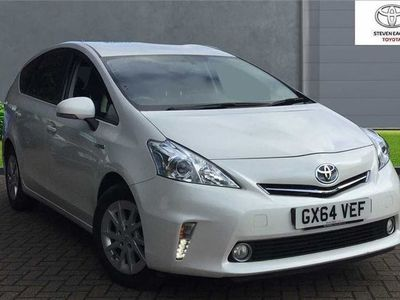 used Toyota Prius+ 1.8 VVT-h Icon CVT 5dr (7 Seats)
