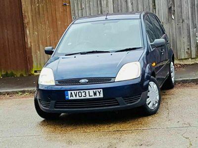 used Ford Fiesta 1.4 LX Durashift EST 5dr (a/c)