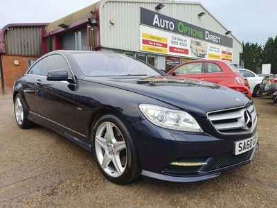 used Mercedes CL500 CL 4.7BlueEFFICIENCY 7G-Tronic 2dr
