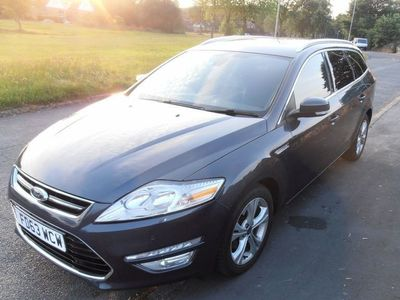used Ford Mondeo 1.6 T EcoBoost Titanium X 5dr