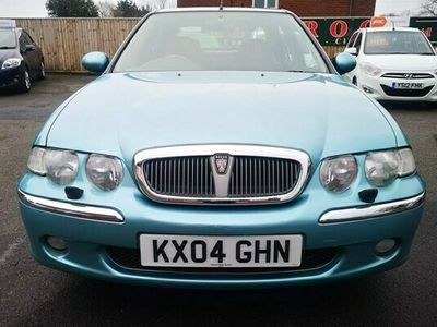used Rover 45 2.0 TD Connoisseur 4dr