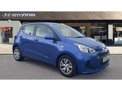 used Hyundai i10 1.2 SE 5dr Petrol Hatchback