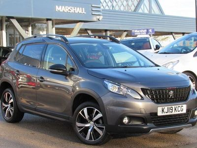 used Peugeot 2008 1.5 BlueHDi 100 GT Line 5dr [5 Speed]
