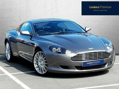 used Aston Martin DB9 COUPE