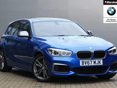 used BMW M140 1 Series5dr [Nav] Step Auto Hatchback 2017